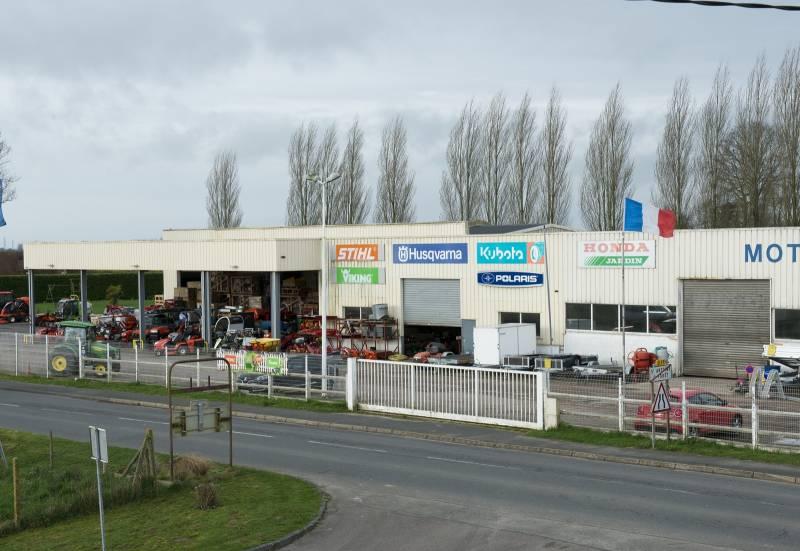 Vente location et r paration de mat riel motoculture for Espace vert 2000